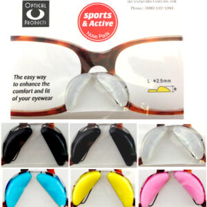 Press-on Adhesive Wrap Pads For Eyeglasses - Optical Products Online