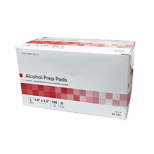 ALCOHOL PADS : Optical Products Online