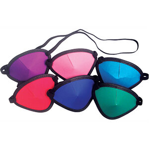 BRIGHTS EYE PATCH JR. 6/PK : Optical Products Online