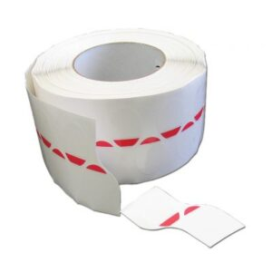 39MM DOT LENS PROTECTING TAPE - 2000 PER ROLL : Optical Products Online