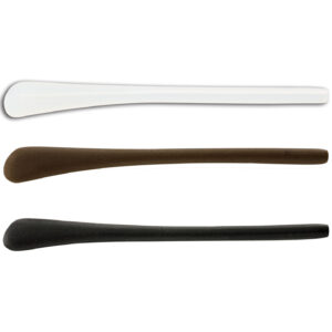 Silicone Temple Tips for Eyeglasses - One Size Black, Brown & Crystal : Optical Products Online