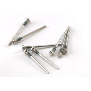 Easy Break Eyewire Screw for Eyeglasses : 2.0mm X 1.3mm X 2.5mm (15.5mm length) 50pcs.- Optical Products Online