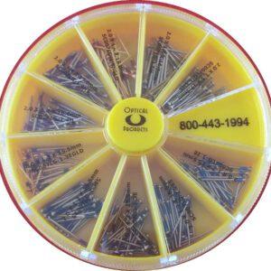 Easy Break Screw Wheel kit for eyeglasses : Optical Products Online