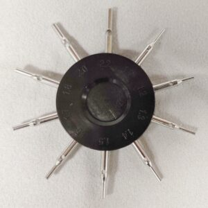 Hole and Thread Gauge : Optical Products Online
