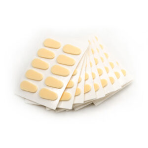 FOAM ADHESIVE NOSE PADS 17MM - Optical Products Online